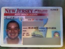 Drivers License Nj Nj Drivers