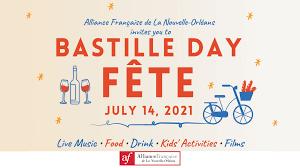 Bastille Day 2021 at the Alliance ...