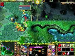 warcraft iii frozen throne s dota defense of the ancients youtube