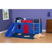 loft with slide. full image for loft bed slide tent 27 dorel home products junior child bunk with i