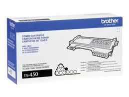 Brother Tn 450 High Capacity Black Original Toner Cartridge