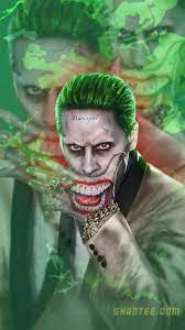 Wallpaper Neon Joker - Novocom.top