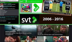 Här hittar du översikt med filmer och serier att streama på svt play. Tio Ar Med Svt Play Svt Om Oss