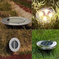 in ground lighting. Inspire Uplift Lights LED Solar Powered In-Ground In Ground Lighting I
