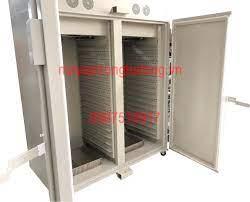 Máy sấy thực phẩm 200kg - Máy sấy công nghiệp 2 khoang Mactech