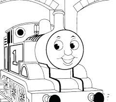 Coloring Page Thomas The Train Train Coloring Page Train Coloring