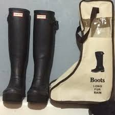 hunter boots size 6 hunter boots shoes size 6 poshmark