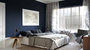 dark blue paint for bedroom cool royal dark blue white painting bedroom wall paint ideas dark