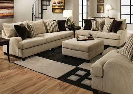 Trinidad Taupe / Venice Mink / Chitchat Taupe Sofa,Atlantic Bedding &  Furniture