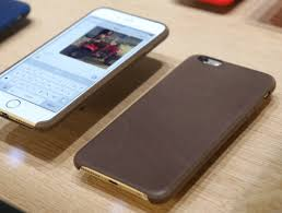 I picked up the case more out of convenience than desire, but i never truly felt it served my needs. Leather Case For Apple Iphone 6 6s Olive Brown Tablet Phone Case
