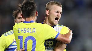 Football news - Juventus secure first Serie A win of season as Matthijs De  Ligt decides thriller against Spezia - Eurosport
