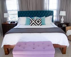 diy glitter furniture. Tufted Velvet Headboard Glitter And Goat Cheese Diy Furniture