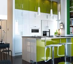 kitchen design ideas 2016 by ikea white green cabinet painting oak