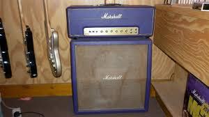 Vintage Marshall Amps