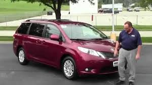 Used 2011 Toyota Sienna XLE for sale at Honda Cars of Bellevue ...
