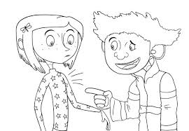 Small Picture Coloring Pages Corpse Bride Jack And Sally Bebo Pandco