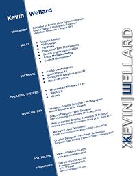 resume wellard media alternate resume jpg format