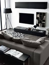 modern living room black and white. Black And White Living Room Idea 24 Modern C