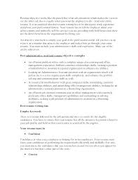 Great Resume Objectives Noxdefense Com