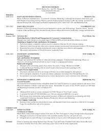 Hbs Resume Template Best Of Hbs Resume Format Harvard Business School Pdf Template Doc INtexmAr