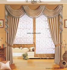 living room curtains with valance. Swag And Cascade Over Stationary Panels · Curtain ValancesWindow Living Room Curtains With Valance R