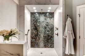 here are some contemporary shower ideas collect this idea focal wall