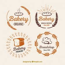 Bakery Logos Pack Vector Free Download
