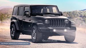 2018 jeep 700 horsepower.  2018 2018 jeep wrangler jl rendering for jeep 700 horsepower o