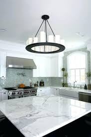 pillar candle chandelier faux kitchen traditional with dining room family regard to