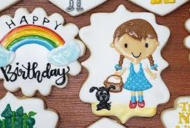 Pin by Priscilla Gregory on Character cookies | Desserts, Sugar cookie,  Cookies