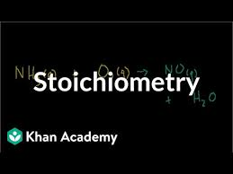 Icf Chart Chemistry Stoichiometry Limiting Reagent Video Khan Academy