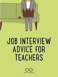 job interview advice for teachers cult of pedagogy job interview advice for teachers