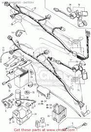 Honda st70 wiring diagram with schematic honda honda st70 wiring diagram