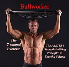 Bullworker Classic Exercise Chart