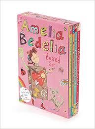 Amelia Bedelia Chapter Book Box Set #2: Books 5-8 ... - Amazon.com