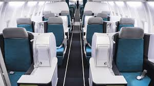 Boeing 757 Seating Chart Aer Lingus Flight Review Aer Lingus B757 200 Business Class Business