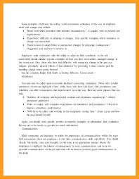 4 5 Employee Self Assessment Examples Appraisal Meaning Phrases ...