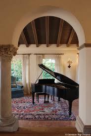 oriental rug on carpet. Persian Serapi Rug In Piano Room Oriental On Carpet A