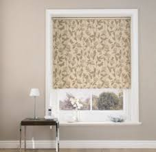 Beautiful Bathroom Will Dusty Blue And Gray And White Patterned Blinds For Bathroom Windows