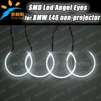 where to buy angel eyes wiring harness kit online where can i buy 2 sets lot smd led angel eyes halo rings kit headlight for bmw e46 non projector headlight relay harness wiring wire
