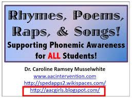 Alphabet Phonological Awareness Literacy Instruction For