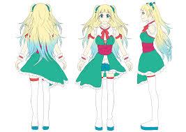 キャラクターデザインについてchitose By Chitose Gashoo
