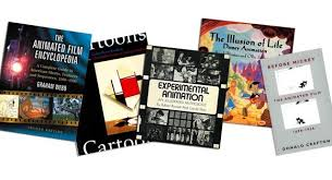 These Are My Seven Desert Island Animation Reference Books