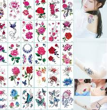 Top 10 Butterfly Tattoo Sticker Kids Brands And Get Free Shipping