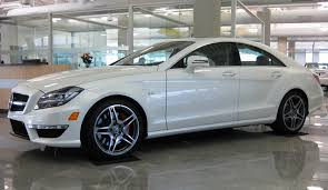 BenzBlogger » Blog Archiv » 2012 Mercedes-Benz CLS63 AMG Available ...