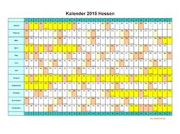 jahrskalender 2015 kalender 2015 hessen kalendervip
