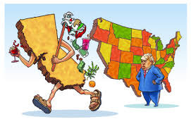 California After Trump's Secession Flirts Triumph With
