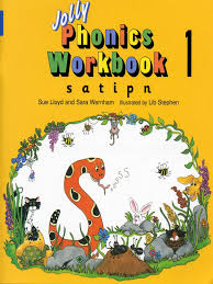 Phonics concepts form the basis of basis of children's reading and writing skills. Jolly Phonics Workbook 1 S A T I P N