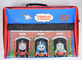 20 thomas train durable pvc carry bag lc99701 carrying case storage