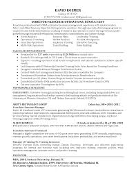 Resume Examples For Group Leader Sidemcicek Com